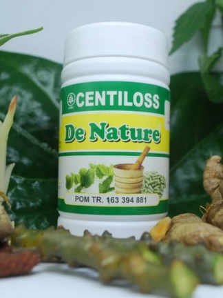 OBAT KAPSUL HERBAL CENTILOSS DE NATURE